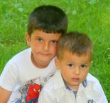 Free Photo - Brothers