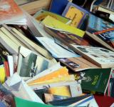 Free Photo - Pile of old books