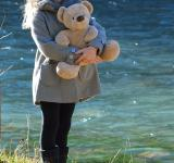 Free Photo - Girl with the Bear