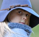 Free Photo - Blonde in Blue Hat