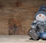Free Photo - Snow Man
