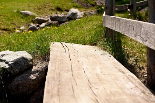 Wooden Bench - Free Stock Photo
