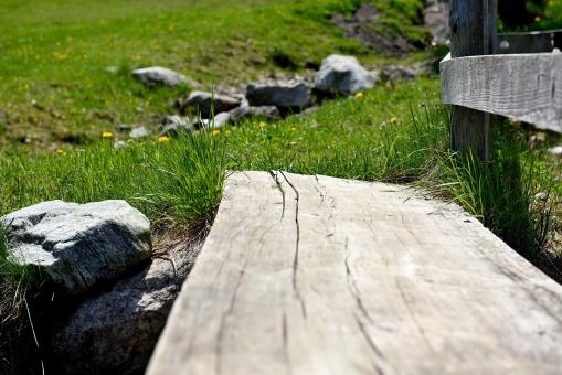 Outside Bench - Free Stock Photo