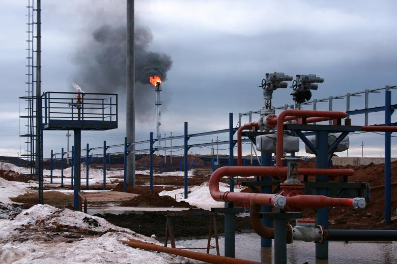 Free Stock Photo of Gas flaring Created by 2happy