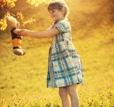Free Photo - Girl with her Toy