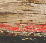 Free Photo - Old Painted Wood Texture