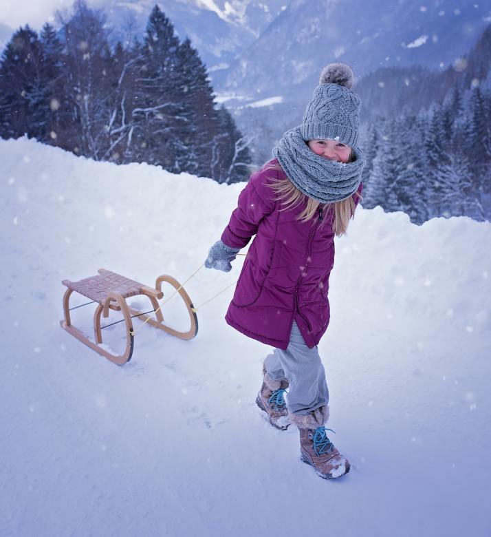 Princess - Free Winter Stock Photos