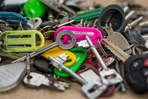 Keys - Free Stock Photo