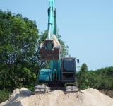 Free Photo - Earth Moving Machine / JCB