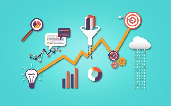 Data Analytics and Research - Illustration - Free Stock Photo