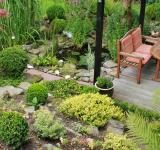 Free Photo - Garden Patio