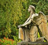 Free Photo - Angel Sculpture