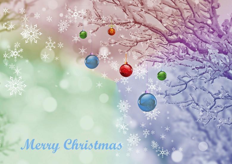 Merry Christmas - Free Christmas Stock Photos