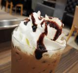 Free Photo - Iced Chocolate Drink with Whipped Cream