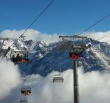 Free Photo - Chairlifts of Alpine