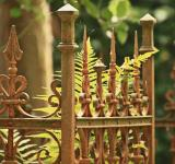 Free Photo - Cemetery Gate
