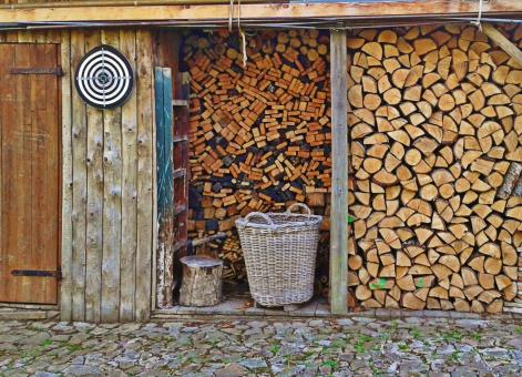 Fire Wood - Free Stock Photo