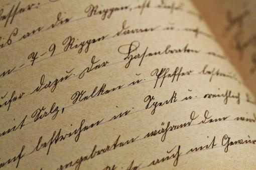 Hand Written Notes - Free Stock Photo