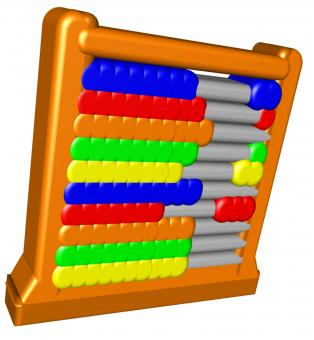 Abacus - Free Stock Photo