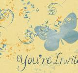 Free Photo - Invitation Card