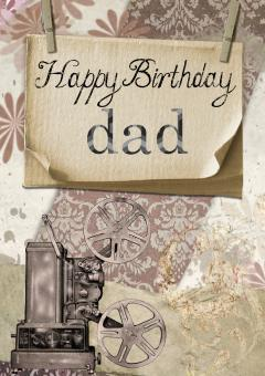 Birthday Card - Free Stock Photo