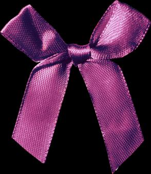 Pink Bow - Free Stock Photo
