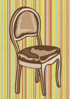 Brown Chair - Free Stock Photo