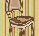 Free Photo - Brown Chair