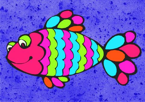 Colorful Fish - Free Stock Photo