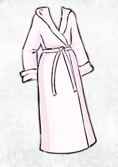 Pink Robe - Free Stock Photo