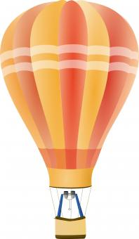 3d Hot Air Balloon - Free Stock Photo