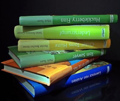 Story Books - Free Stock Photo