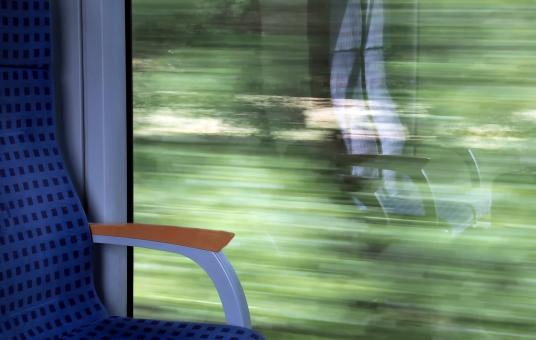 Train travel - Free Stock Photo