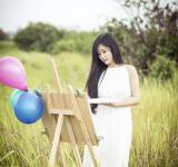 Free Photo - Painting in the field