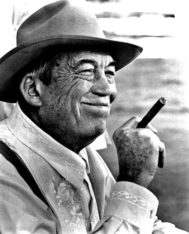 Free stock image of John Huston created by Pixabay