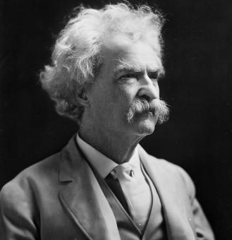 Mark Twain - Free Stock Photo