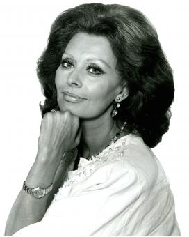 Sophia Loren - Free Stock Photo