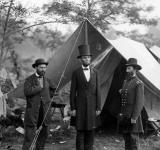 Free Photo - Pinkerton with Abraham Lincoln