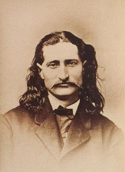 Wild Bill Hickok - Free Stock Photo