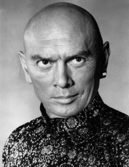 Yul Brynner - Free Stock Photo