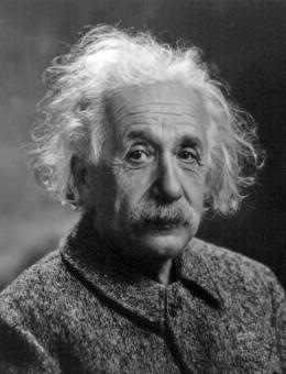 Albert Einstein - Free Stock Photo