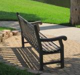 Free Photo - Brown Bench
