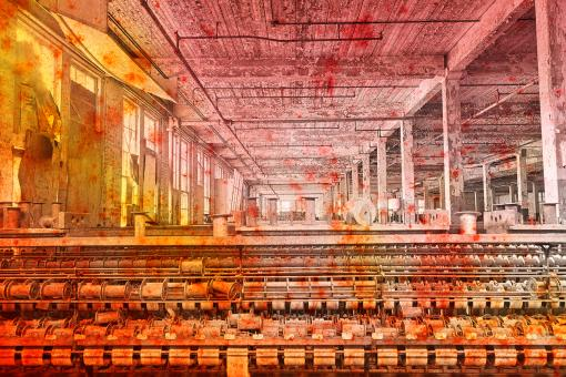 rusty grunge silk mill - photo #35