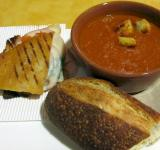 Free Photo - Soup with Bread