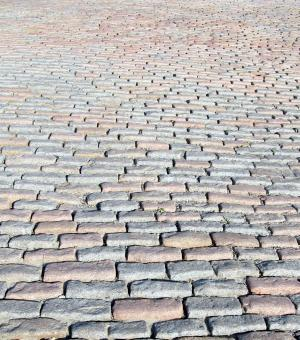 Cobblestones - Free Stock Photo