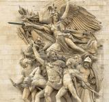 Free Photo - Warriors Sculpture