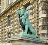 Free Photo - Statue of Lion