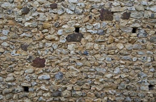 Wall made of Stones - Free Stock Photo