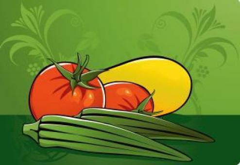 Vegetables Illustration - Free Stock Photo