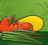 Free Photo - Vegetables Illustration